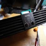 RAMSA(Panasonic) 2チャンネルパワーアンプ WP-1100Aと腐海