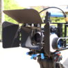 NEEWER製 格安マットボックスをGH4のリグに装着する