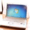 Panasonic Let's Note CF-S10のメモリを16GBに増設する