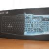 2日連続でほしい物リストが届いたよ! LOGICOOL ゲーミングキーボード G105