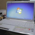 Windows7のService Pack1(SP1)が適用できなくて困った話と対処方法【東芝DynaBook T351/57CWK】