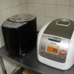 炊飯器が壊れたので新しいものに買い替えた! 5.5号炊きマイコン炊飯器 東芝 RC-10MFH-W